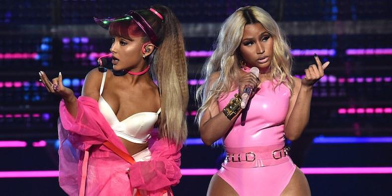 Nicki Minaj - Bed ft. Ariana Grande