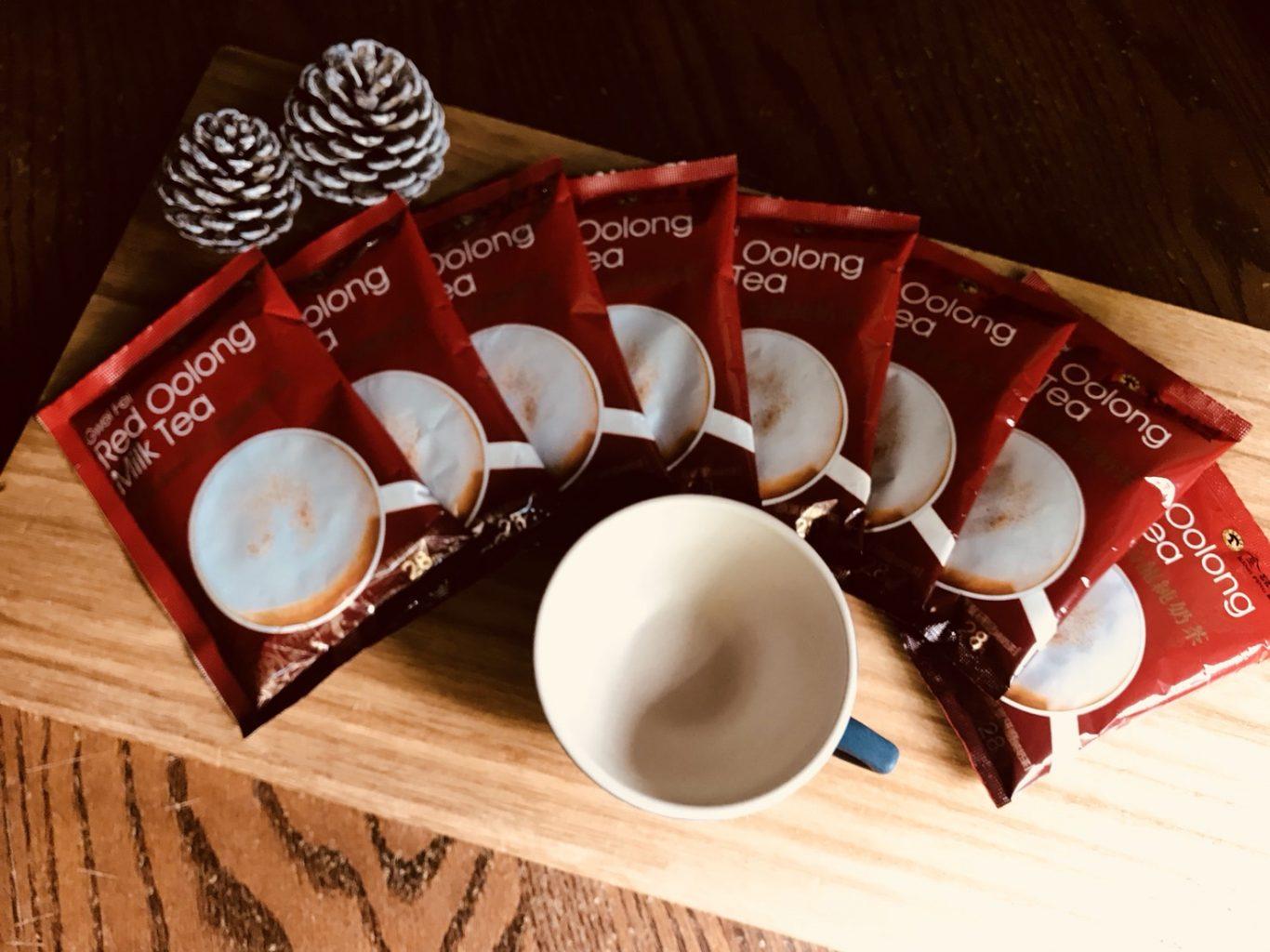 金品茗茶 貴妃紅の烏龍純奶茶 奶茶控必喝100%純奶粉新品! 6