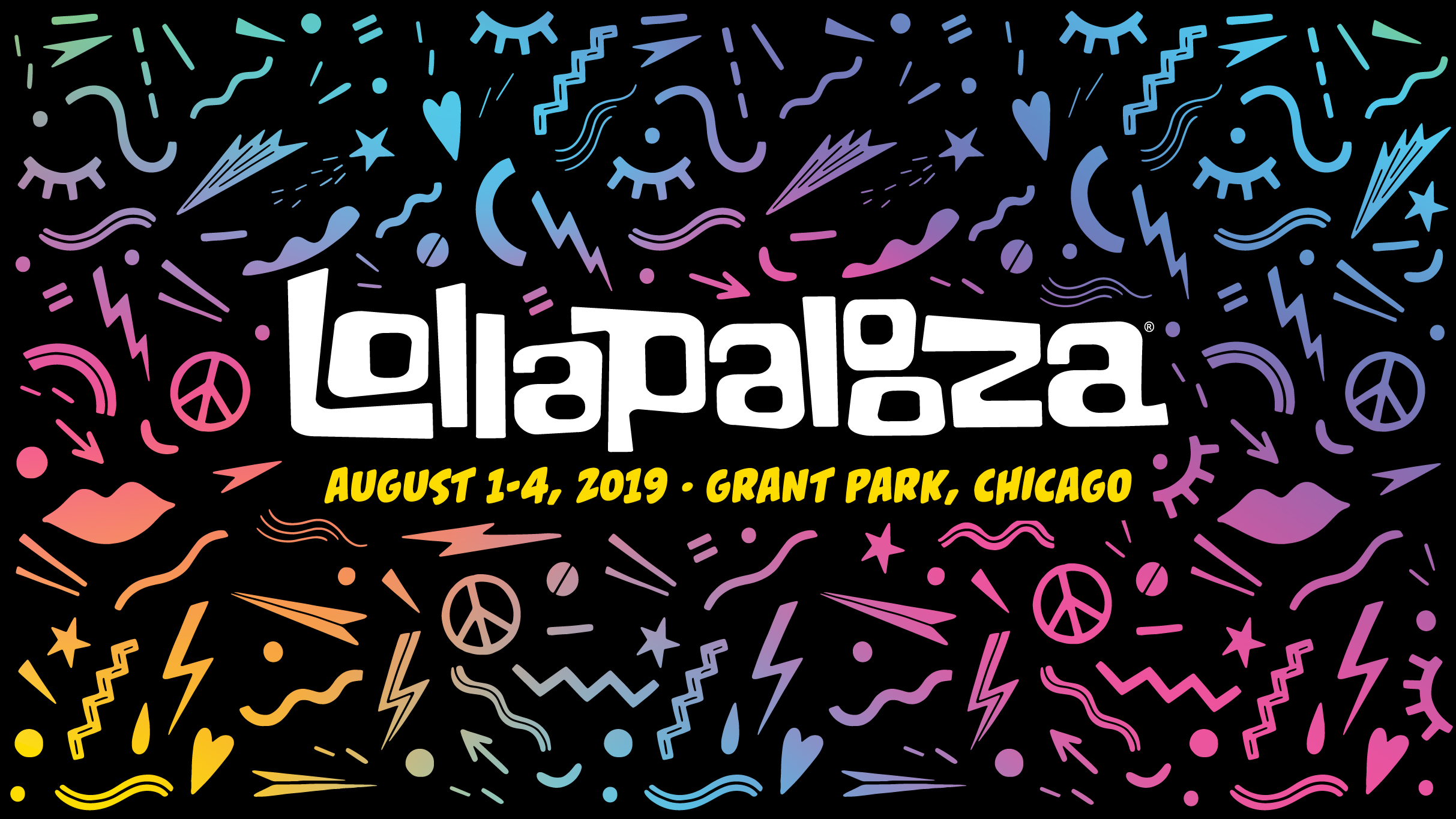Lollapalooza 2019 line up